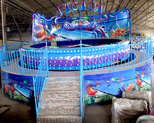 quality tagada amusement park ride cheap in Beston
