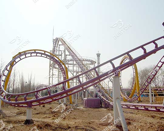 carnival roller coaster rides manufacturer and supplier
