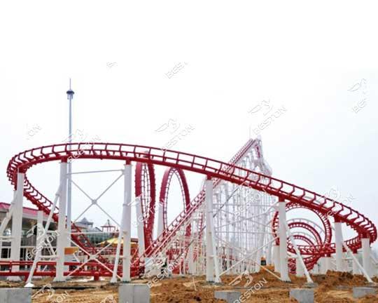 giant amusement park roller coaster rides manufacturer