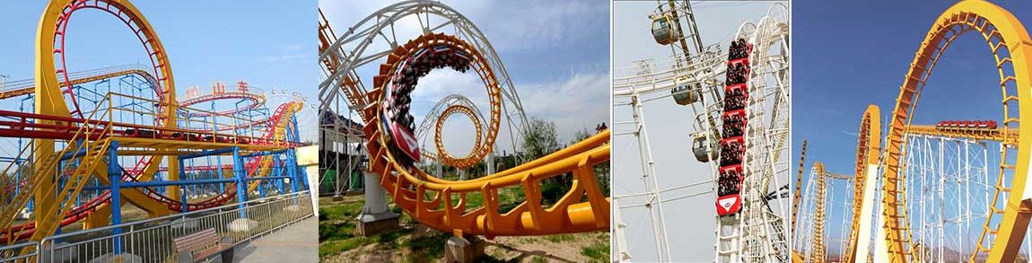 carnival roller coaster for sale