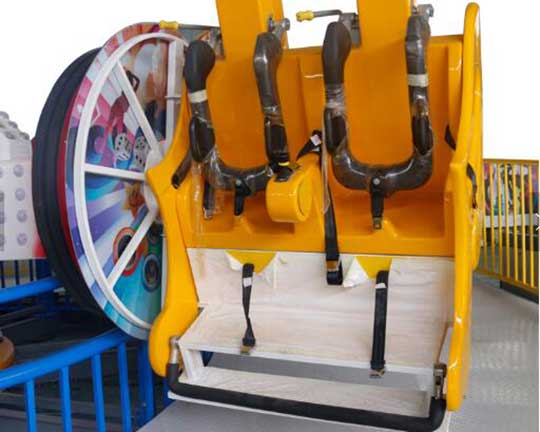 get the Liberty Music Bar amusement rides price and costs