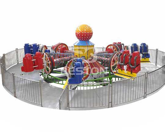 Liberty Music Bar carnival rides cheap