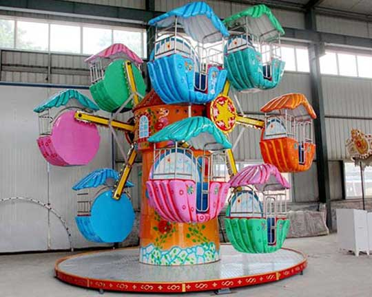 outdoor kids small ferris wheel manufacturers
