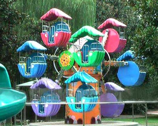 kiddie mini double face ferris wheel manufacturers