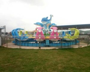 fight shark island children's fairground rides for sale