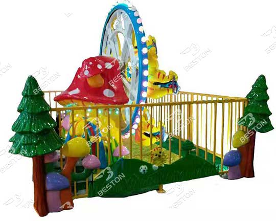 low price amusement electrical mini ferris wheel
