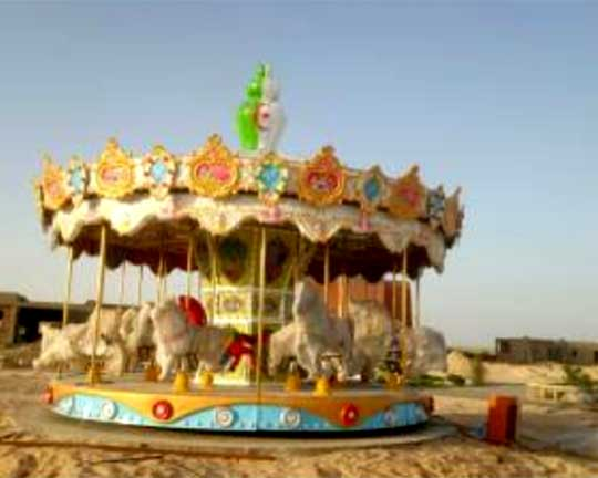professional carousel carnival ride manufacturer in China