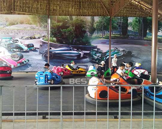 amusement park bumper cars for sale in Vietnam