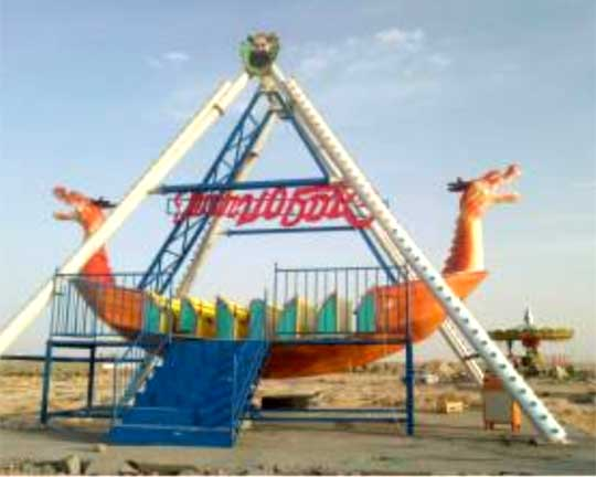 pirate ship carnival ride prices in Algeria