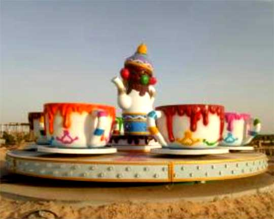 get the best prices of teacup carnival rides