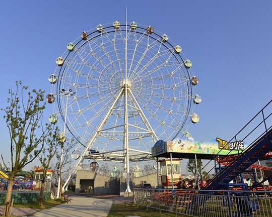 42m ferris wheel fairground rides for sale