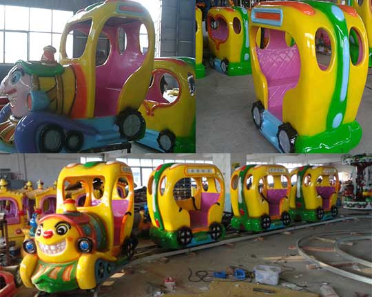 carnival train rides for sale