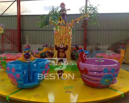 top tea cup amusement rides manufacturers