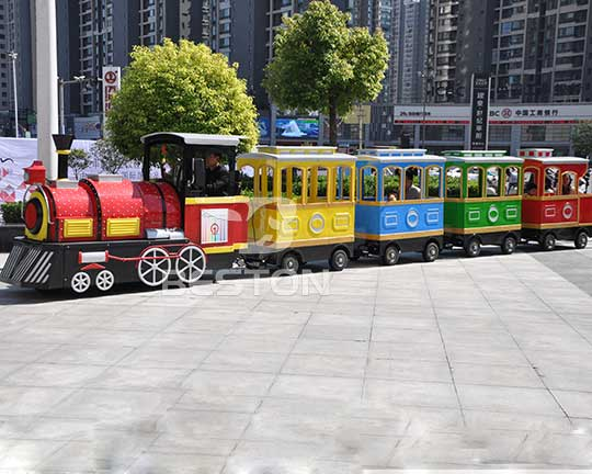 best selling amusement or carnival trains at competitive prices