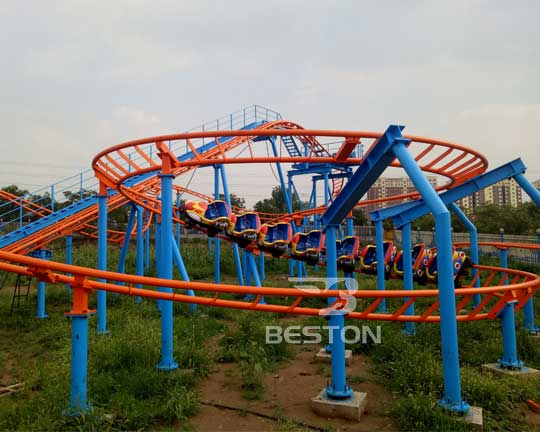 theme park roller coaster supplier
