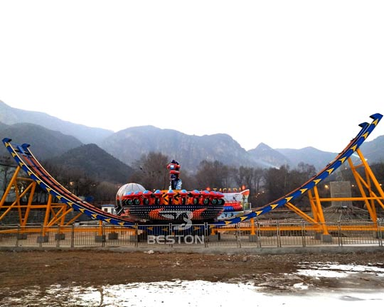 hot sale disco carnival rides prices