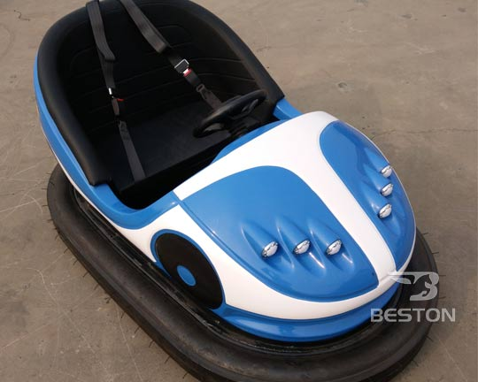 electric powered amusement park bumper cars for sale
