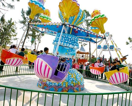 quality jellyfish kiddie rides manufacturers