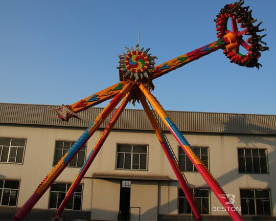 360 giant pendulum thrill rides for sale in Beston