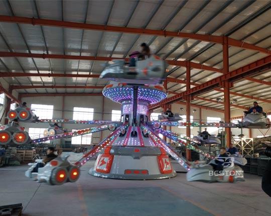 professional kiddie plane carnival rides in Beston Amusement