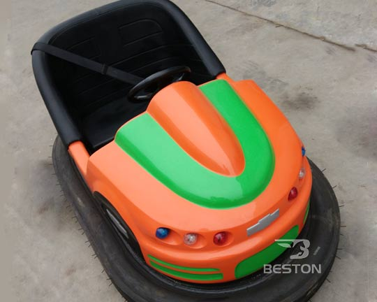 electric powered floor net bumper cars manufacturer
