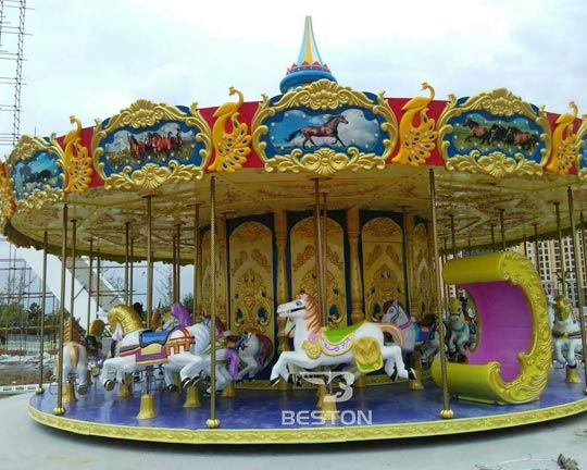 GRAND indoor carousel for sale