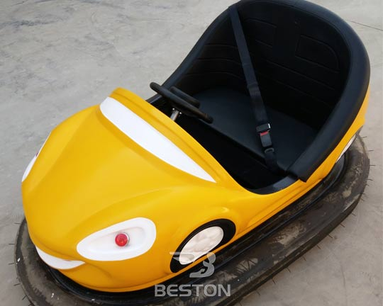 quality electric floor grid bumper cars in Beston