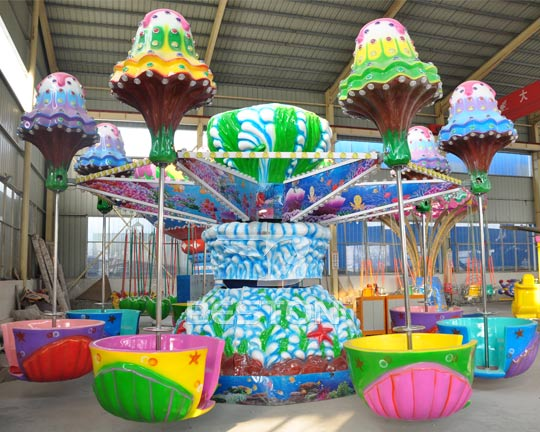quality jellyfish fair rides price in Beston