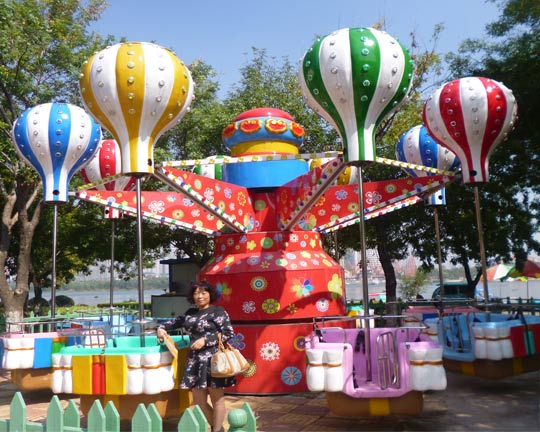 quality samba balloon mechanical rides for sale