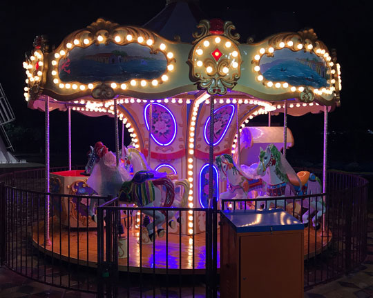 buy fairground carousel rides with lower price