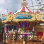 Beston Installs Kiddie Carousel Ride in Kazakhstan