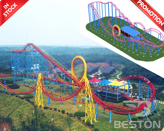 Roller Coaster Rides promotion