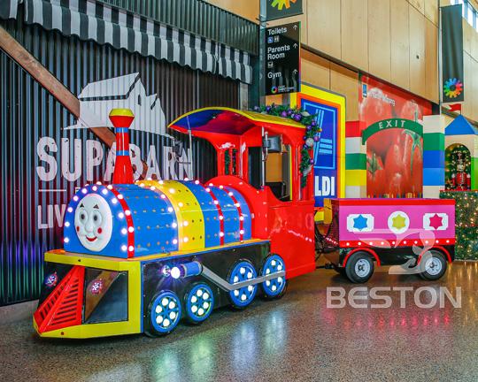 kiddie train ride for sale