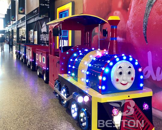small amusement park trains for sale