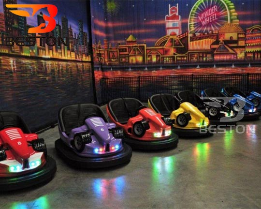 bumper cars manufacturer and supplier