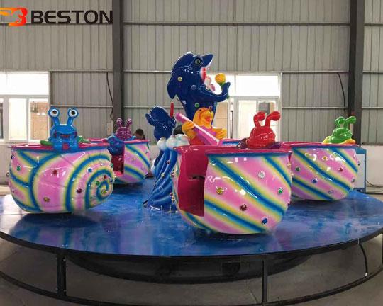 Ocean Singer Spray Ball Ride price lists
