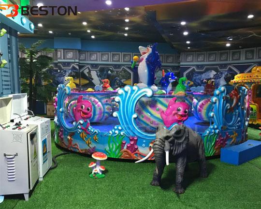 Ocean Singer Spray Ball Ride supplier
