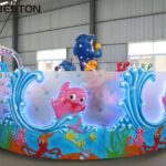 Ocean Singer Spray Ball Ride for Sale