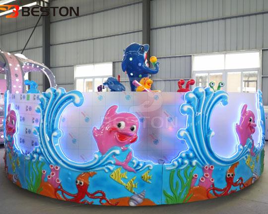 Ocean Singer Spray Ball Ride manufacturer