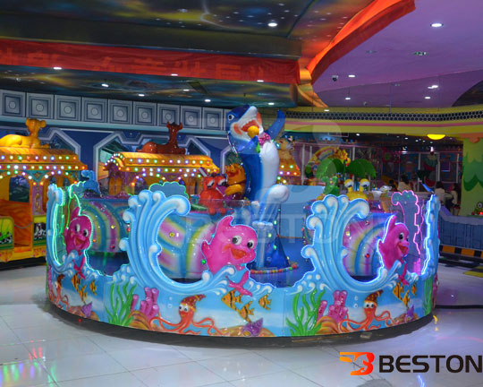 Ocean Singer Spray Ball Ride with competitive price