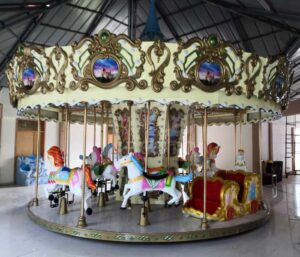 full size carousel for sale
